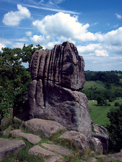 Eastern pinnacle